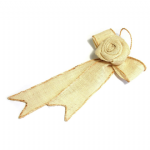 B2081NAT Ribbon Hanger: Large: Natural